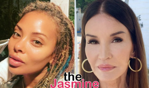 Eva Marcille Says 'ANTM' Judge Janice Dickinson Told Her To Use Prize Money To Get Her Nose Fixed