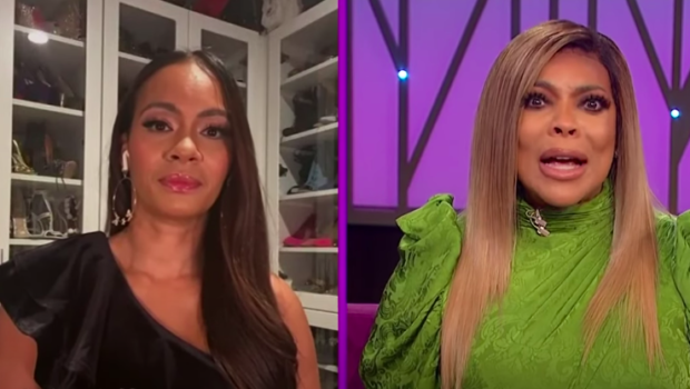 Evelyn Lozada & Wendy Williams Make Up, Apologize To Each Other For Messy Feud