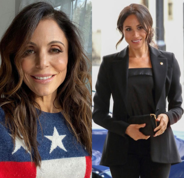 Bethenny Frankel Slams Meghan Markle Hours Before Oprah Winfrey Interview: 'Cry Me A River'