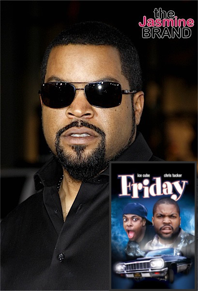 Ice Cube Slams Warner Brothers For Refusing To Make More 'Friday' Sequels