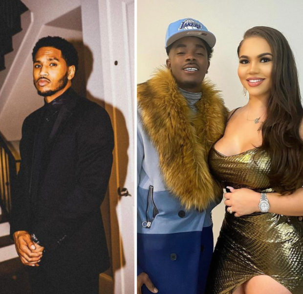 Jailed Rapper Foogiano Threatens To Slap Trey Songz For Posting His Girlfriend Renni Rucci