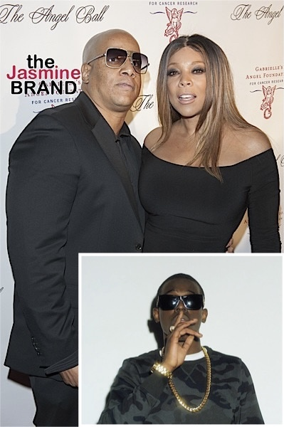 Wendy Williams' Ex Kevin Hunter Criticizes Her Over Bobby Shmurda Remarks: We Don't Wish Jail On ANYONE!