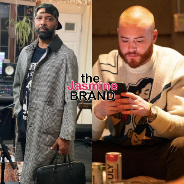 Joe Budden Suggests He & Podcast Co-Host Rory Farrell  Are Going To Therapy