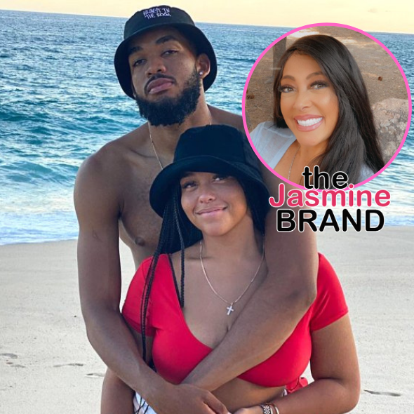 Jordyn Woods Is NOT Engaged To NBA Player Karl-Anthony Towns, Reality Star's Mom Says