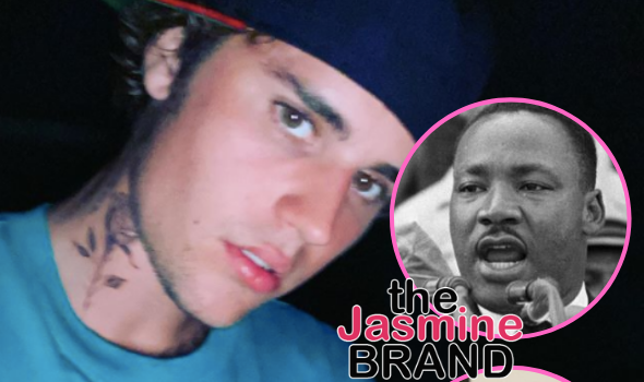 Justin Bieber Criticized For Using Martin Luther King, Jr. Clips On New Album, Bernice King Shows Support