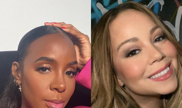 Kelly Rowland Recalls Ending Interview Because Reporter Was Slamming Mariah Carey: Get Out