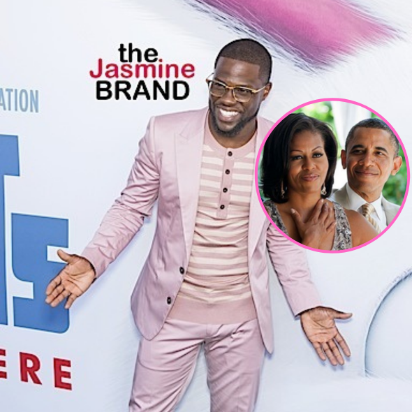 Kevin Hart's Drama 'Fatherhood' To Premiere On Netflix Father's Day + Barack & Michelle Obama's Higher Ground Production Company Joins Film