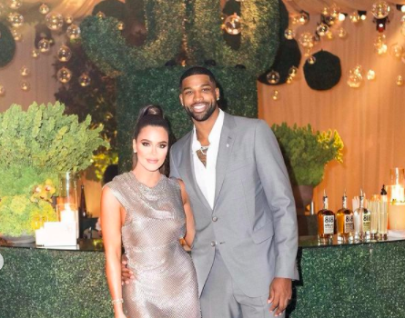 Khloe Kardashian On Why She's Private About Relationship W/ Tristan Thompson: I Don't Want People I Love To Look At Me Like 'Oh This B****'