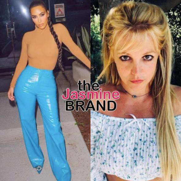 Kim Kardashian Reacts To Britney Spears Docu, Says She Received Same 'Traumatizing' Scrutiny When She Was Pregnant