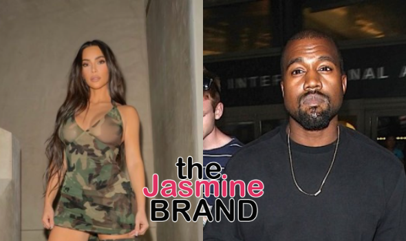 Kim Kardashian Addresses Kanye West's Tweet Storm On 'KUWTK': That Is A Little Bit Frustrating