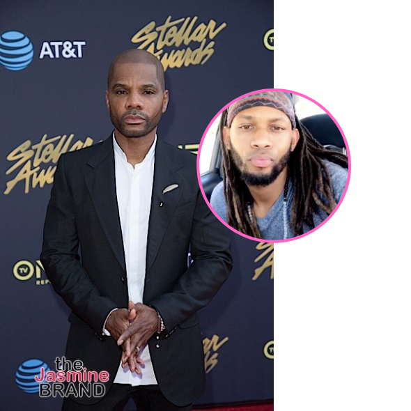 Kirk Franklin Denies Physically Abusing His Son In 1st Interview Since Audio Leak