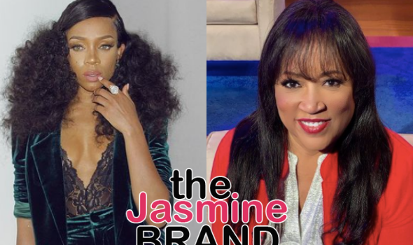 Lil Mama & Jackée Harry Exchange Words Over Rapper's Transphobic Remarks: The Lip Gloss Was Never Really That Poppin'