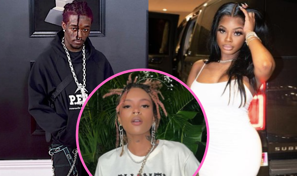 JT Is Beefing With Lil Uzi Vert's Ex Brittany Byrd After Seemingly Making Fun Of Couples Magazine Cover