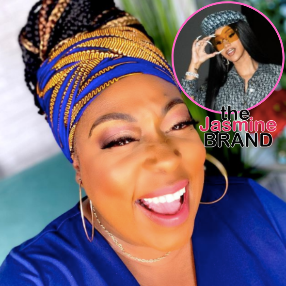 Loni Love Launches Production Company, Defends Reality TV: We Wouldn't Have Cardi B Without It