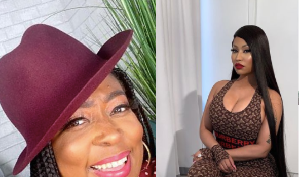Loni Love Says Nicki Minaj Was Once An Hour Late For 'The Real' Appearance, Adds 'We Had To Go Buy Chicken For Her Whole Crew, It Was A Demand'