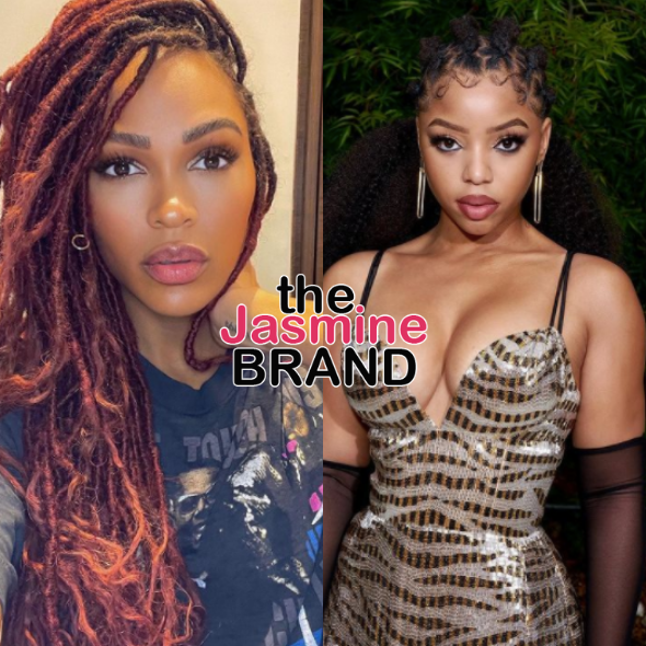 Meagan Good Says Her 'Heart Breaks' For Criticism Against Chloe Bailey: Tell Them To Get Over It