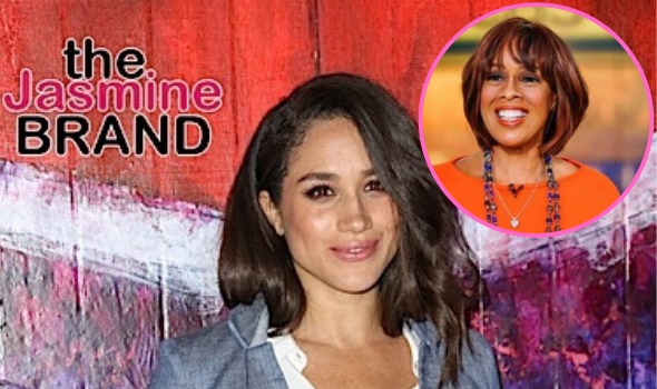 Gayle King Believes Meghan Markle 'Has Plenty Of Receipts' To Back Up Her Racism Claims Against The Royal Family