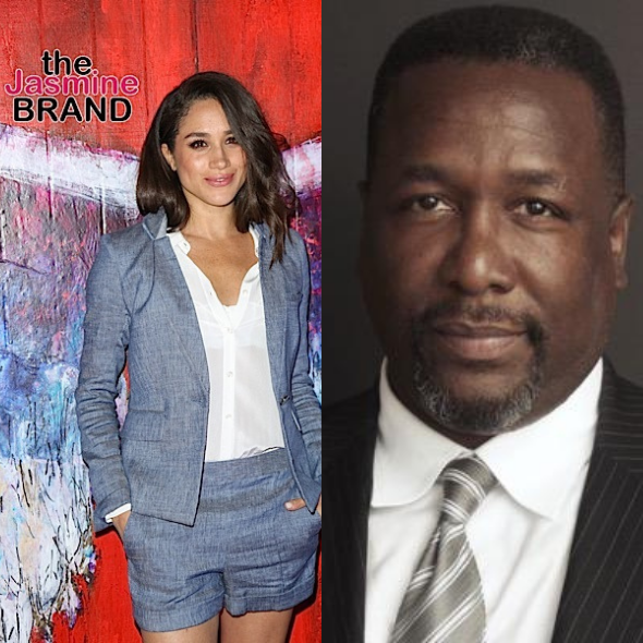 Meghan Markle's TV Dad Wendell Pierce Calls Her Out For 'Insensitive & Offensive' Interview During Pandemic, Later Clarifies Remarks