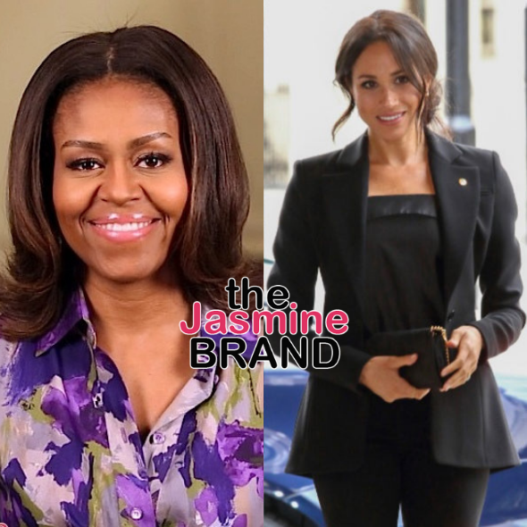 Michelle Obama Reacts To Meghan Markle's Racism Claims Against Royals: I Hope There Is Forgiveness, I Want The Country To Focus On Big Issues