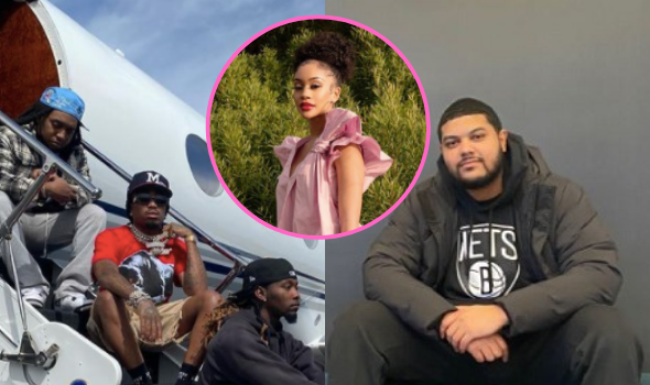 Migos Allegedly Jumped Social Media Personality Justin LaBoy Over Saweetie Joke