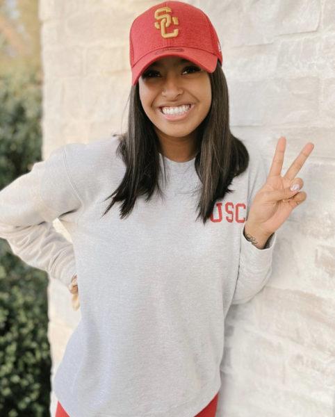 Kobe Bryant's Oldest Daughter Natalia Bryant Celebrates USC Acceptance [VIDEO]