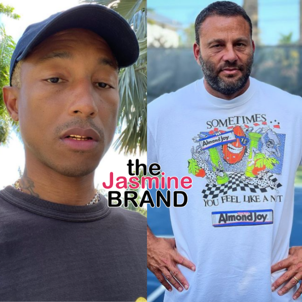 Pharrell Williams Opens Hotel In Miami With Nightlife Pioneer David Grutman