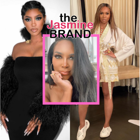 Porsha Williams & Marlo Hampton Have Intense Exchange Over Marlo's New Friendship With Kenya Moore [WATCH]