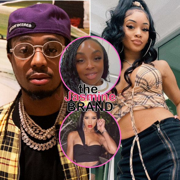Quavo's Sister & Saweetie's Aunt Argue After Rappers Break Up: None Of Y'all Know How Saweetie Is In Real Life!