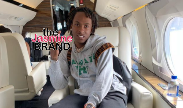 Rich The Kid Arrested At LAX, Allegedly Had Loaded Gun In The Airport