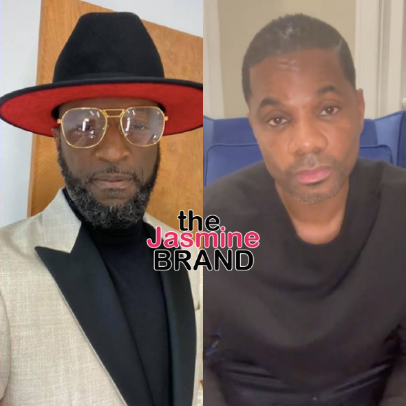 Rickey Smiley Doesn't Think Kirk Franklin Should've Apologized Over Leaked Argument With His Son