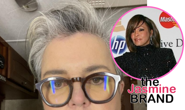 Rosie O'Donnell Says Whitney Houston Was 'Troubled By The Gay Part Of Her Life' & 'Didn't Want It To Be Exposed'