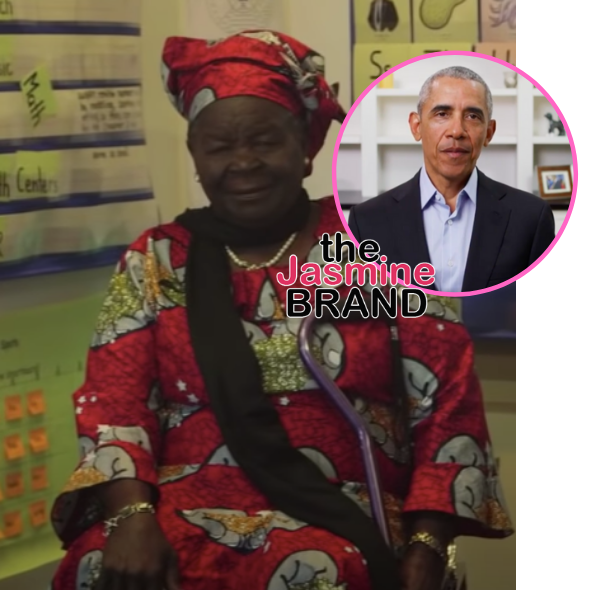 Barack Obama's 'Granny' Sarah Obama Passes Away At 99 [CONDOLENCES]