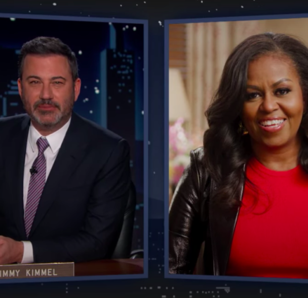 Michelle Obama Shut Down Jimmy Kimmel's Question About Her Sex Life With Barack Obama