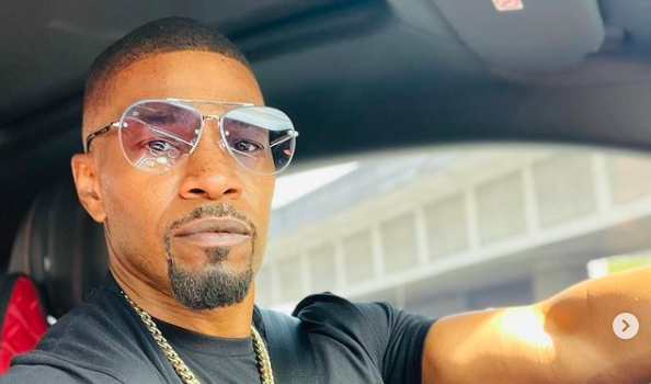 Jamie Foxx Lands New Production Deal With MTV