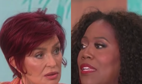 Sharon Osbourne's Exchange During Conversation About Racism Under 'Internal Review' At CBS + Sheryl Underwood Responds To Heated Moment