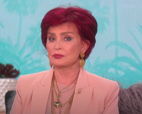 Sharon Osbourne Didn't Receive Up To $10 Million Payout After Leaving 'The Talk', CBS Says