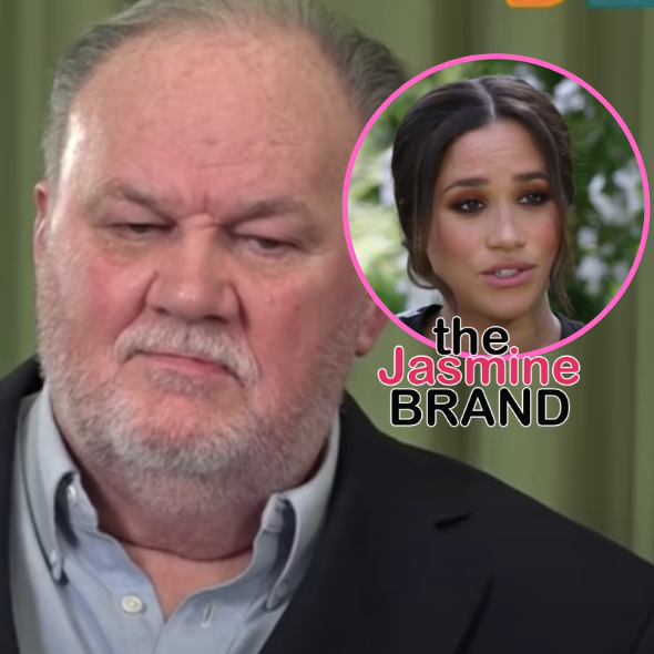Meghan Markle's Father Reacts To 'Concerns' About Her Son's Skin Tone: I Don't Think The Brits Are Racist