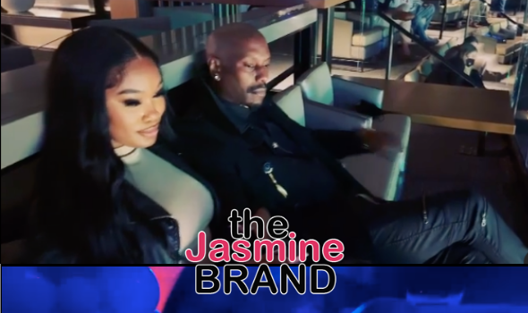 Tyrese Goes Public With Alleged New Girlfriend Zelie Timothy Amid Divorce