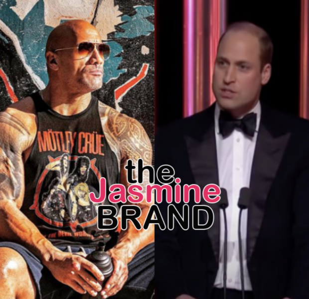 The Rock Fans Show Actor Love After Prince Harry Is Named 'World's Sexiest Bald Man'