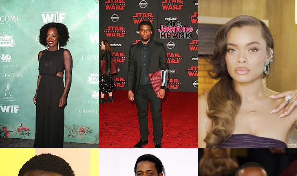 Viola Davis Is The Most Oscar-Nominated Black Actress In History + Chadwick Boseman, Andra Day, Daniel Kaluuya, Lakeith Stanfield & Leslie Odom, Jr. Receive Nominations