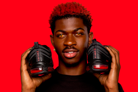 Nike Reaches Settlement Over Lil Nas X's Controversial 'Satan Shoes'