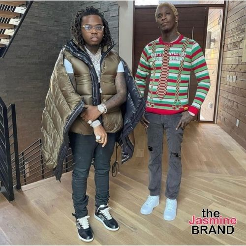 Young Thug & Gunna Team Up To Release 30 Low-Level Offenders In Atlanta