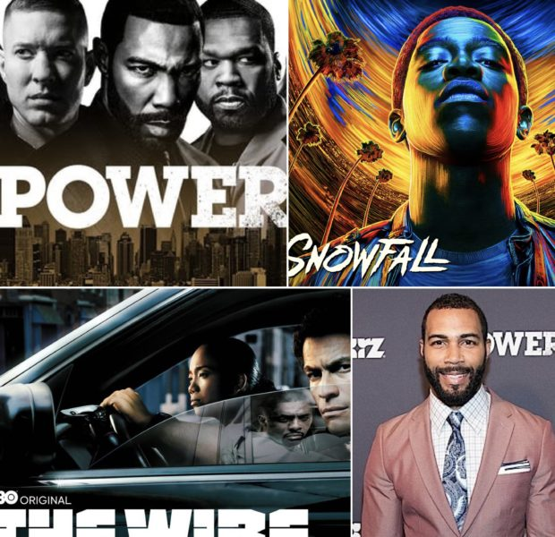 Omari Hardwick Ranks His Show 'Power' Against 'Snowfall' and 'The Wire': I Would Put Us #2 And I Would Give 'Snowfall' #3