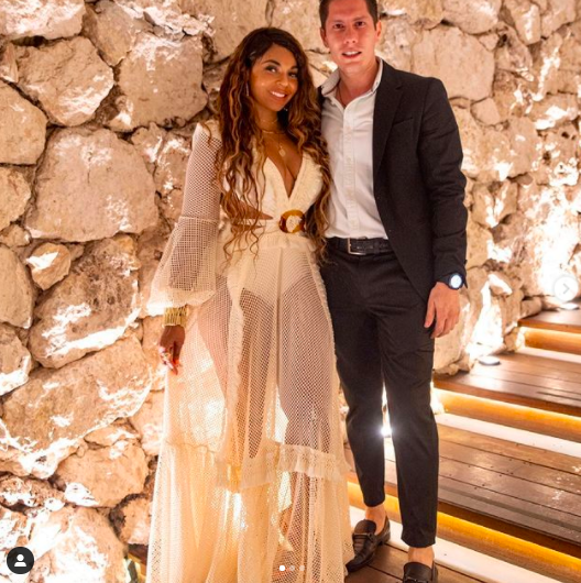 Ashanti Trends On Social Media After Possibly Showing Off Her New Man