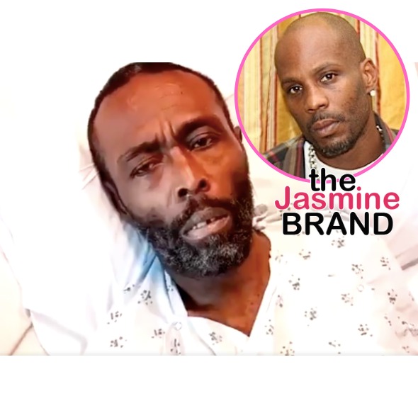 Former Bad Boy Artist Black Rob Shows Love To DMX While Hospitalized, Sparks Concern From Fans