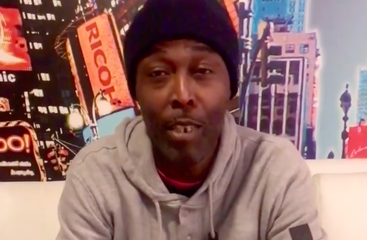 Rapper Black Rob Suggests He's Homeless + GoFundMe Created For Him Raises Nearly $16K In 48 Hours