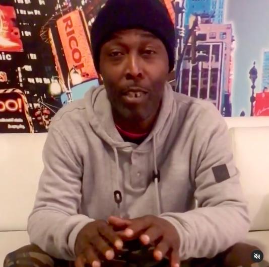 Ex-Bad Boy Rapper Black Rob Reportedly Dies: Condolences