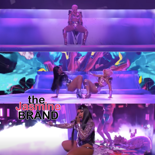Cardi B & Megan Thee Stallion – FCC Received Over 1,000 Complaints For Grammys 'WAP' Performance