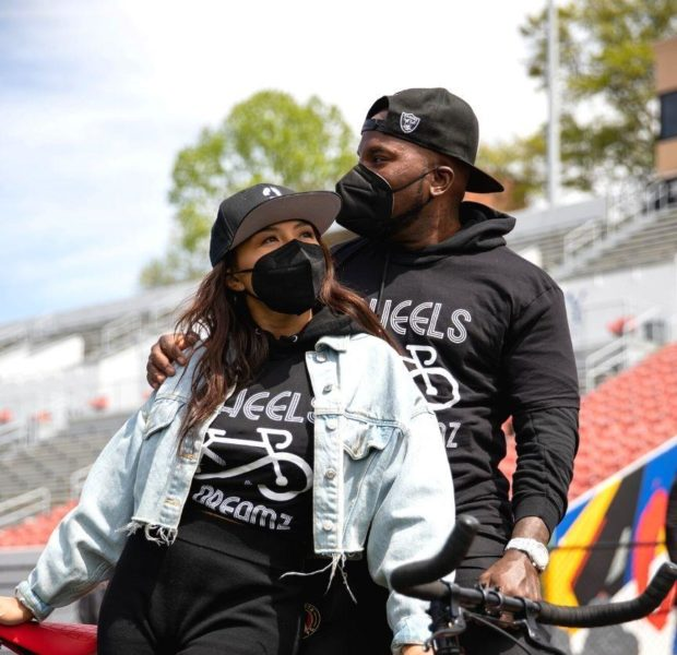 Jeezy & Jeanni Mai Partner With Tony Robbins To Gift Bicycles To Atlanta Youth