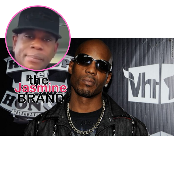DMX – Ready Ron Denies Late Rapper's Claims He Tricked Him Into Doing Cocaine At 14